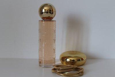 """★Flacon de parfum factice """"Eau de Courrèges""""-80s★87€+fdp"""