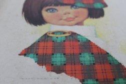 Tableau enfant vintage3
