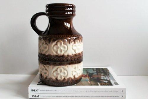 Vintage West Germany Vase - 489-23 - 70s - Mid Century Modern