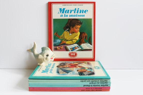 """★COLLECTOR★Livre pour enfants """"Martine à la maison"""" - 80s★12.50€ + fdp"""