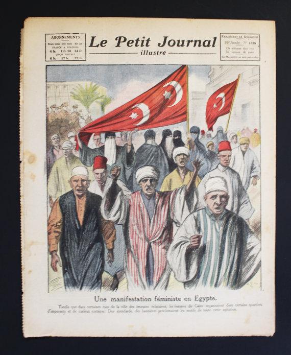 ★COLLECTOR★Le Petit Journal Illustré-8 Janvier 1922★27.95€ + fdp