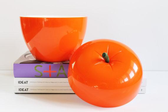 ★COLLECTOR★Seau à glaçon Pomme – 70s★28.10€ + fdp